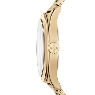 Armani Exchange Saat Altın